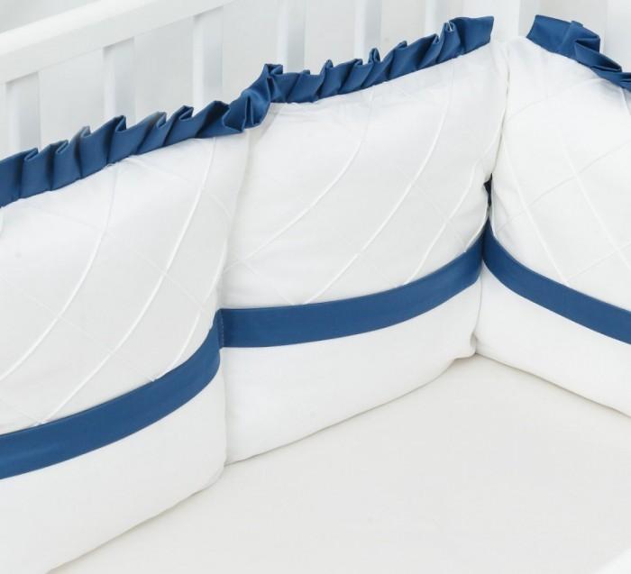 Купить Бортики в кроватку, Бортик в кроватку Colibri&Lilly Sapphire 120х60 см