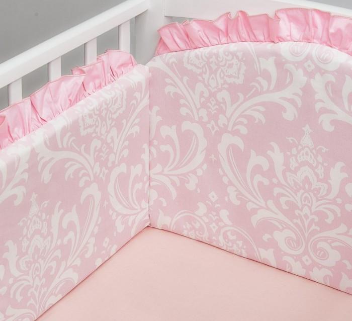 Бортик в кроватку Colibri&Lilly Sweet Lullaby 120х60 см