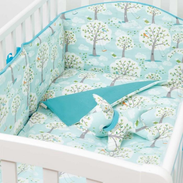Комплекты в кроватку Colibri&Lilly Wonderful Day (6 предметов) colibri подушка