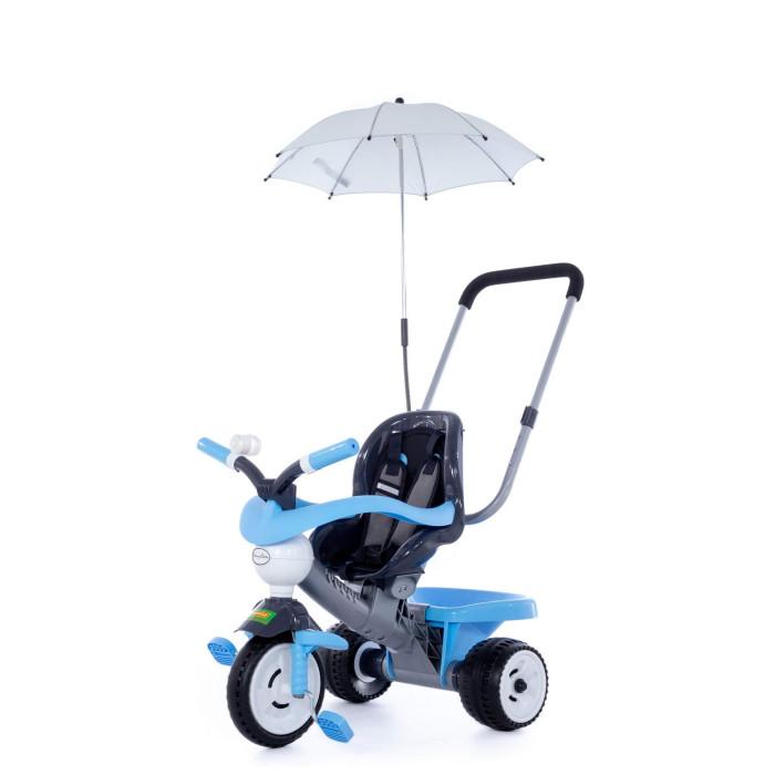 Купить Трехколесные велосипеды, Велосипед трехколесный Coloma Амиго с зонтиком (колеса пластмассовые)