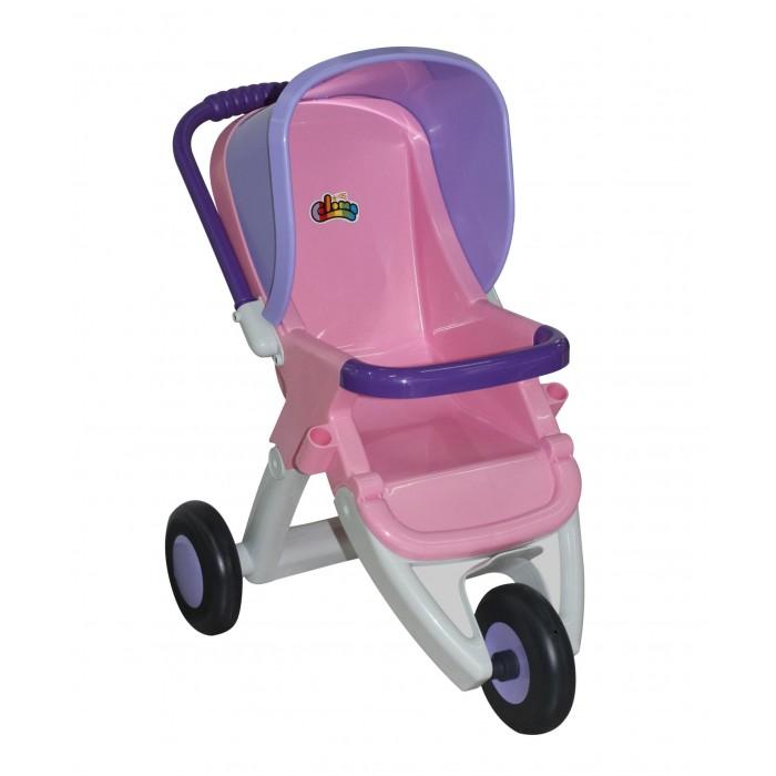 Коляски для кукол Coloma Arina 3-х колёсная коляски для кукол mami 16424