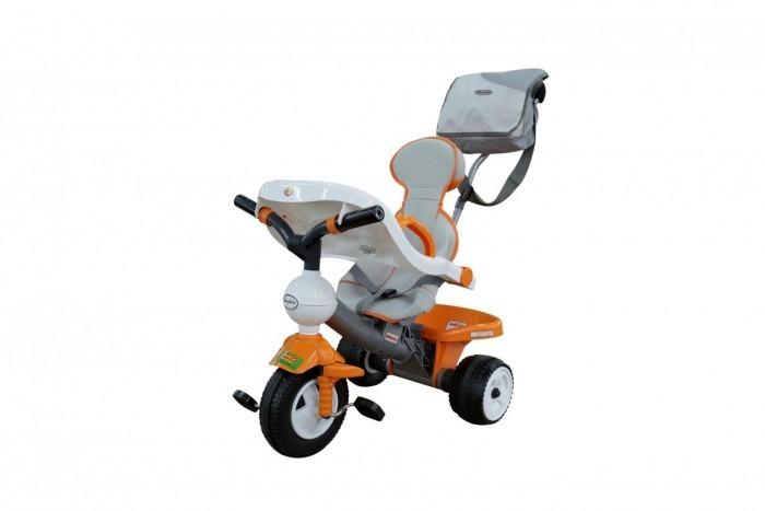 Велосипед трехколесный Coloma Дидактик с игровой панелью, чехлом и сумкой (колеса пластмассовые)