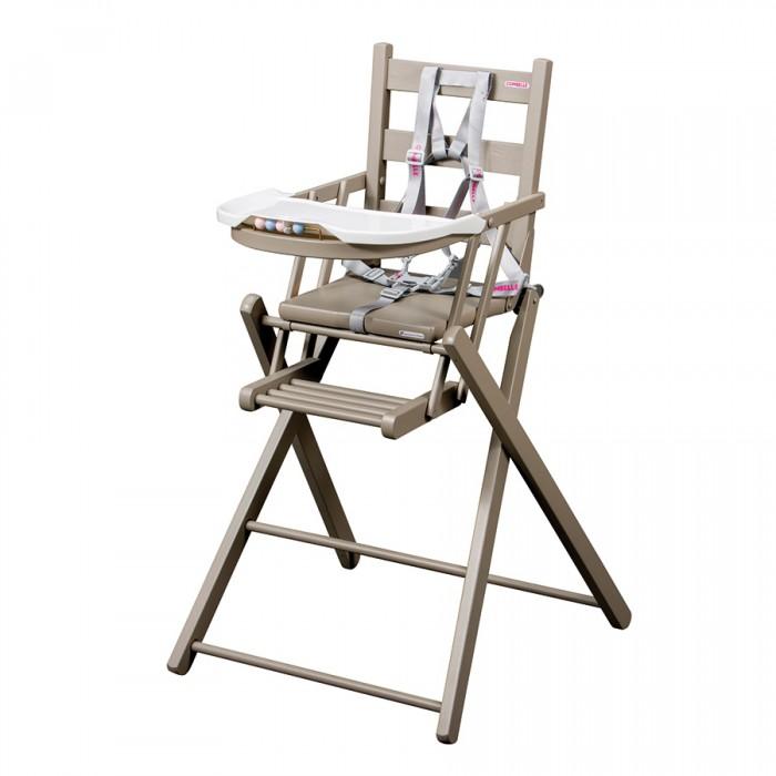 Детская мебель , Стульчики для кормления Combelle складной Sarah арт: 356485 -  Стульчики для кормления