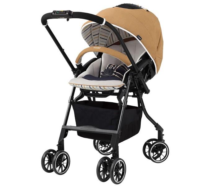 Картинка для Прогулочная коляска Combi Mechacal Handy 4cas