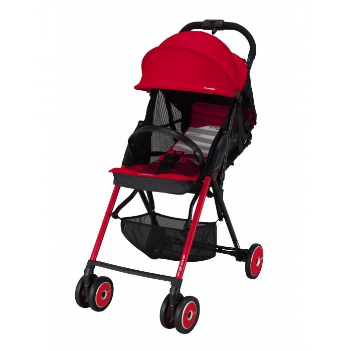 Прогулочная коляска Combi F2 PlusF2 PlusПрогулочная коляска Combi F2 Plus - это яркая и стильная коляска с легким весом и удобным механизмом складывания, раскладывающейся спинкой и травмобезопасным, мягким бампером!  Строение коляски обеспечивает безопасную зону между ногами и коляской, предотвращая задевание подножки коляски ногами. Наличие смотрового окна в задней части капора создает удобство контроля за малышом. Форма сиденья имеет анатомический изгиб под коленом, а специальная форма вкладыша позволяет создать комфорт как сидячему, так и лежащему малышу.  Особенности: Гибкая регулировка угла наклона спинки от 120 до 165°. Капор способен задерживать до 99%, вредного для ребенка, ультрафиолета. Коляска снабжена 5-точечными ремнями безопасности и травмобезопасным, мягким бампером с очень удобным механизмом снятия, обеспечивающими максимальную защиту ребенка. Сетчатый материал внешнего покрытия сиденья обеспечивает дополнительную вентиляцию тела малыша. Коляску можно быстро и легко сложить одной рукой. Увеличилась высота сиденья от поверхности земли до 53 см, что повышает удобство ухода за малышом. Период использования коляски: с рождения до 36 месяцев. Вес коляски: 3,9 кг. Угол наклона спинки: 120 - 165°.   Размеры: в разложенном виде (шxдхв) 49.5х73-79.5х106 см в собранном виде (шхдxв) 49.5х35-38.5х89.5 см высота сиденья от поверхности земли 53 см глубина с поднятым матрасом 24 см высота спинки 51 см сидение от земли-53 см высота от сидения по подставки для ножек 32 см ширина сидения -30 у сгиба -32 см под коленями.<br>