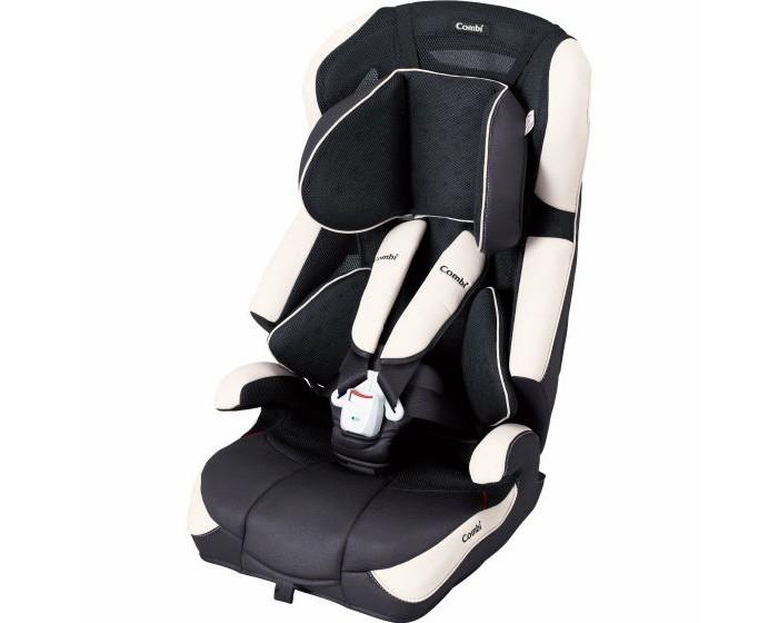Автокресло Combi JoyTripJoyTripУниверсальное детское автокресло Combi JoyTrip относится сразу к трем возрастным группам — легкая и функциональная модель, которая подарит вашему ребенку комфорт и безопасность в автомобиле в течение одиннадцати лет. Боковые подушки хорошо защищают в случае бокового удара и обеспечивают необходимую поддержку головы и спины маленького пассажира. Благодаря уникальной системе вентиляции в Combi JoyTrip путешествовать одно удовольствие, ведь здесь исключено образование «парникового эффекта». До четырех лет детей пристегивают внутренними пятиточечными ремнями, а автокресло – штатным автомобильным ремнем. Для правильного крепления штатного ремня в детском автокресле Комби ДжойТрип предусмотрен специальный держатель. Данная модель имеет легкий вес, поэтому родители без труда смогу переносить ее с одного автомобиля в другой.  Особенности: В комплекте с автокреслом идет специальный вкладыш который, поддерживает голову и спину малыша, и имеет боковые защитные подушки. Уникальная система вентиляции спинки и сиденья, добавит комфорта во время езды. Небольшой вес автокресла позволит вам легко его установить. Специальный держатель для ремня безопасности, удерживает его в правильном положении. Простая и легкая установка. Кресло используется с 1 года до 11 лет. 5-ти точечные ремни безопасности обеспечивают максимальную защиту.  Периоды использования: Первый период использования STEP 1: от 9 кг. до 18 кг. - 5-ти точечные ремни безопасности обеспечивают максимальную защиту. Второй период использования STEP 2: от 15 кг. до 25 кг. Третий период использования STEP 3: от 25 кг. до 36 кг. - используется как бустер.<br>