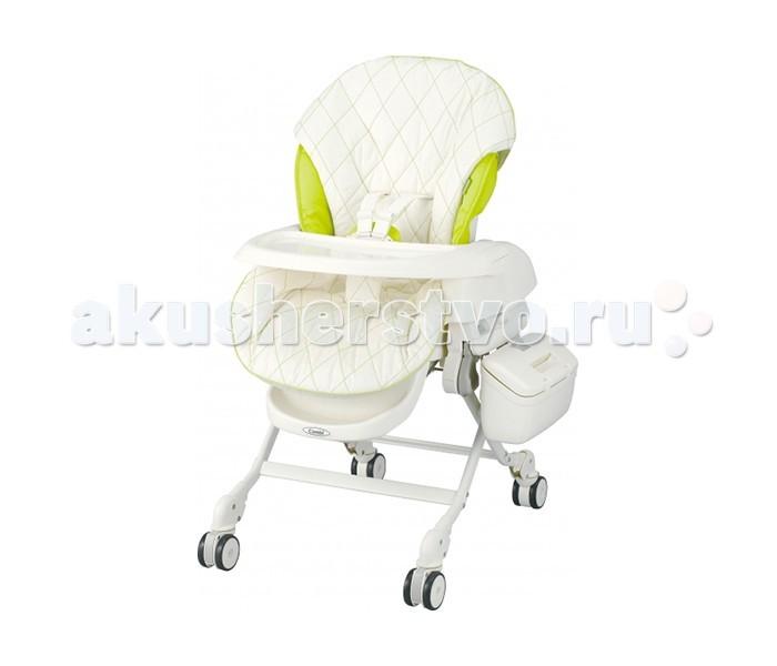 Детская мебель , Кресла-качалки, шезлонги Combi Люлька ручного укачивания Rishena EG CE (GR) арт: 237157 -  Кресла-качалки, шезлонги