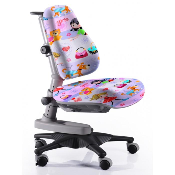Comf-Pro Кресло NewtonКресло NewtonComf-Pro Кресло Newton c удобной ручкой, которая позволяет легко передвигать кресло по комнате. Вы сможете посадить ребенка за стол правильно!  Конструкция основы позволяет креслу поворачиваться на 360 градусов (для более взрослых детей), а также есть возможность блокировки вращения до 30 градусов (для первоклассников).  Спинка и сиденье ортопедической формы имеют независимую регулировку, а форма несущей трубы автоматически подстраивает нужную глубину посадки.  Прорезиненные колесики с функцией автоматической блокировки вращения от веса ребенка более 20 кг. Блокировка вращения может отключатся и детское кресло превращается в взрослое.  Размеры: Глубина, см: 29 - 42 Min высота сиденья: 32 см. Стопора на колесах: автоматические прорезиненные Регулировка высоты: Да Возраст ребенка: от 5-и лет Высота, см: 32 - 54 Рекомендуется для столов с регулировкой высоты.<br>