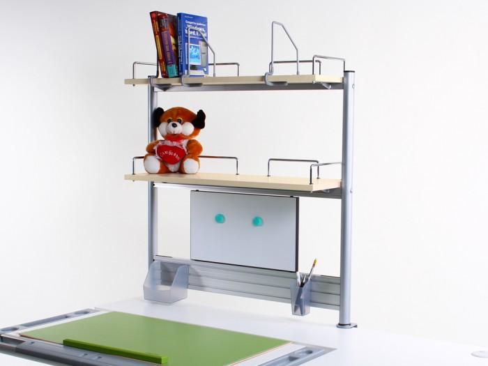 Аксессуары для детской комнаты Comf-Pro Книжная полка с магнитной доской
