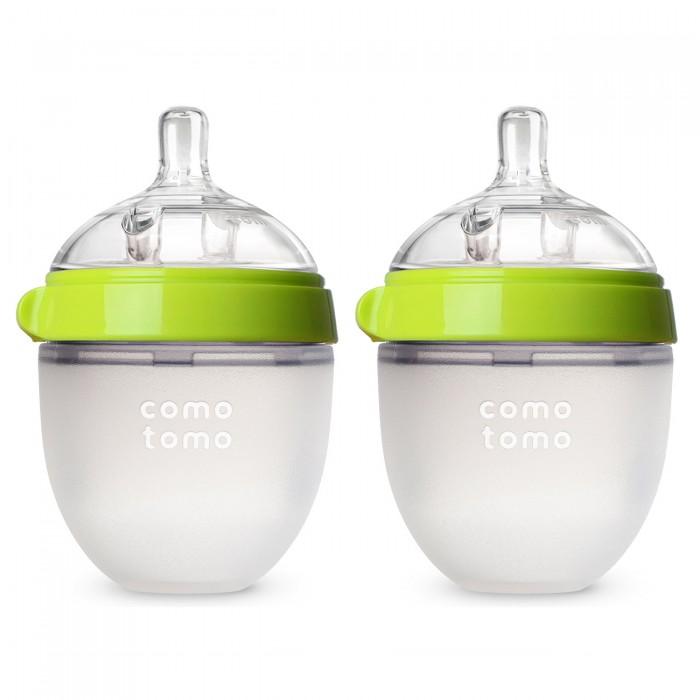 Бутылочки Comotomo Natural Feel Baby Bottle 150 мл 2 шт., Бутылочки - артикул:559766