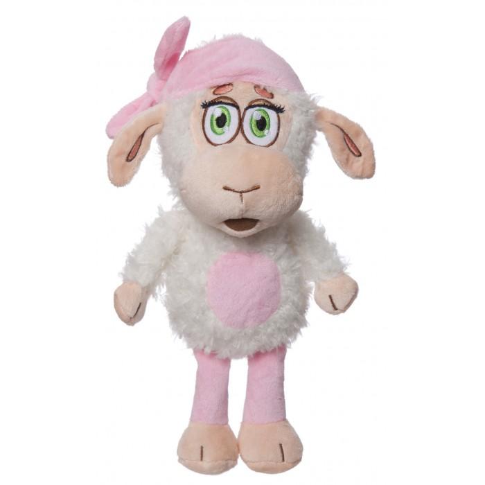 <b>Мягкая игрушка Comx</b> плюшевая <b>Овечка</b> Lilly в бандане 32 см ...