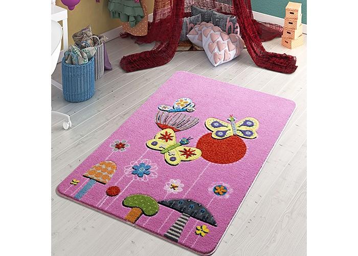 Детские ковры Confetti Kids Коврик Butterfly Effect 13 мм 100х150 см