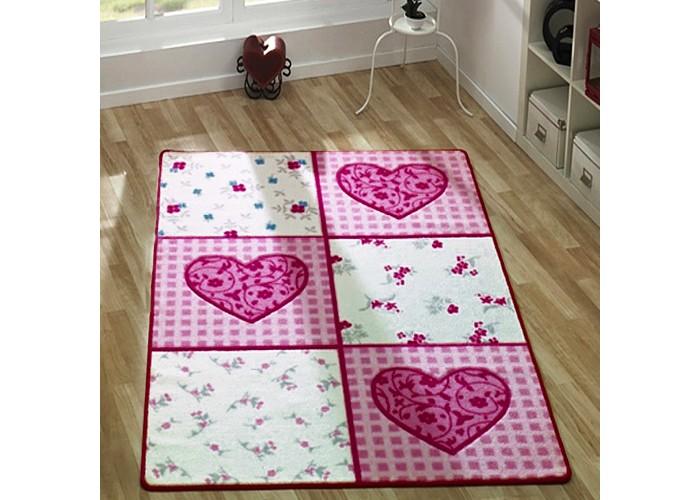 Детские ковры Confetti Kids Коврик Romantic 14 мм 100х150 см