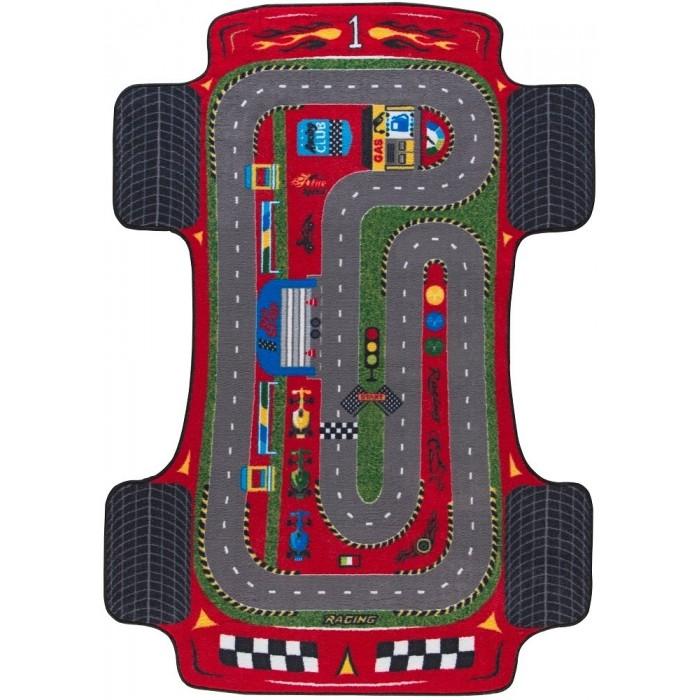 Детские ковры Confetti Kids Коврик Rugs Racer Anti-slip 10 мм 133х190 см