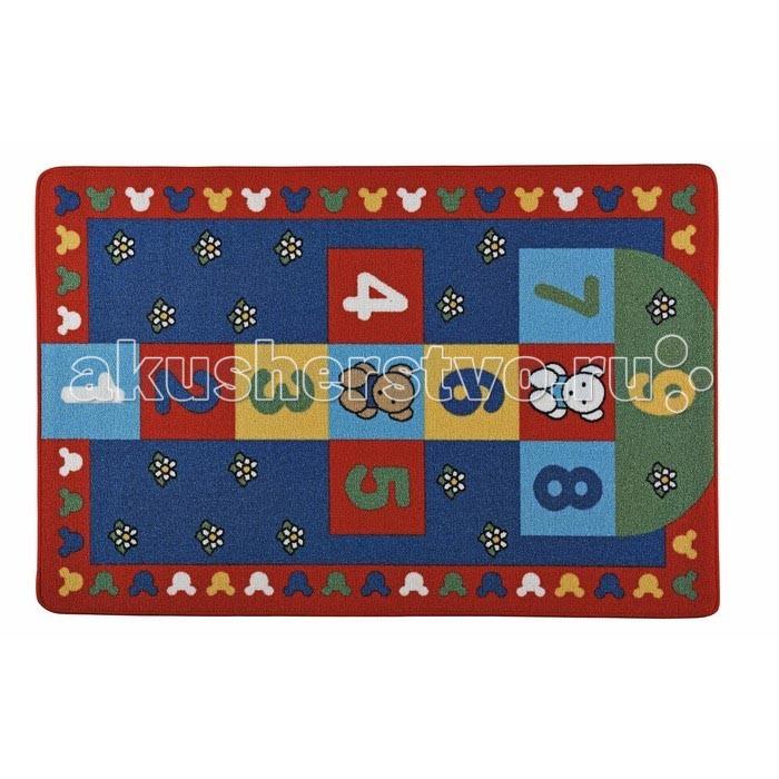 Детские ковры Confetti Коврик Kids Rugs Seksek 3 мм 133х190 см, Детские ковры - артикул:522341