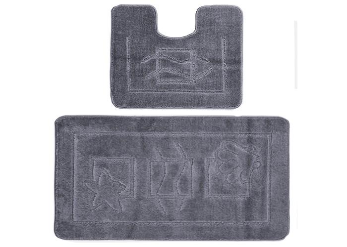 Аксессуары для ванн Confetti Коврик для ванны Maximus 60х100 см 2шт. коврик arya 60х100 2 пр assos бирюзовый 1126860