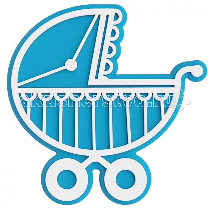 Детская мебель , Аксессуары для детской комнаты Continent Decor Moscow Коляска мальчики арт: 456421 -  Аксессуары для детской комнаты