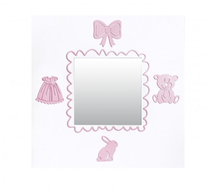 аксессуары для детской комнаты Аксессуары для комнаты Continent Decor Зеркало Принцесса