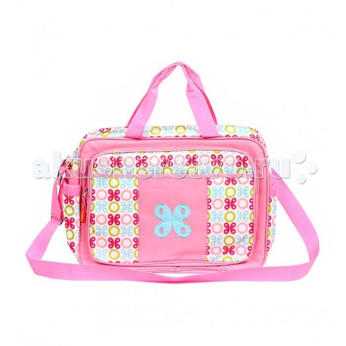 Сумки для мамы Corol Сумка для мамы BLS-02 сумки для мамы storksak сумка для мамы emily leather