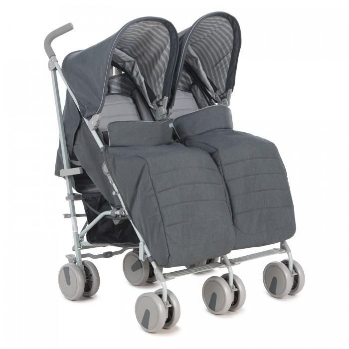 коляски для двойни и погодок Коляски для двойни и погодок Corol Трость для двойни L-2