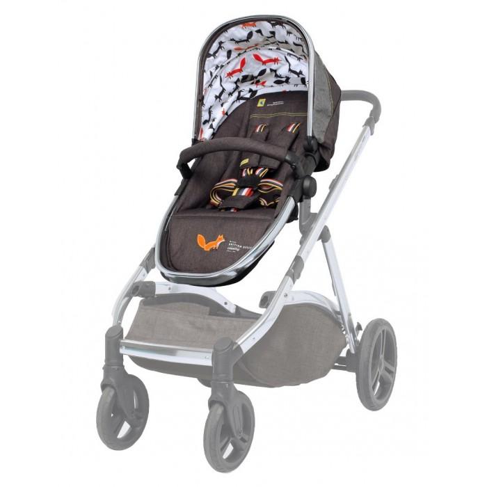 Прогулочный блок Cosatto Сиденье для 2-го ребенка к коляске Wow XL