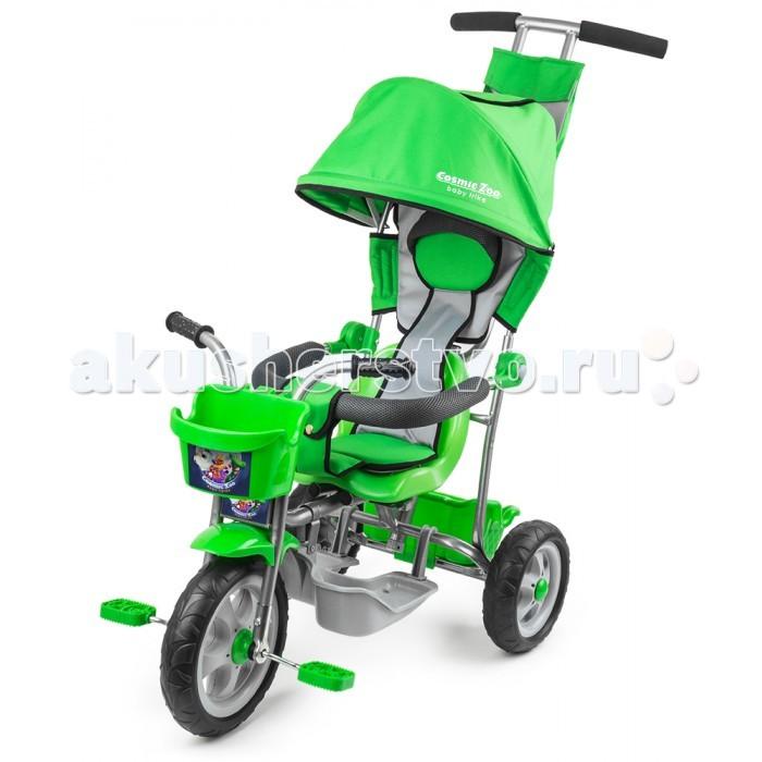 Купить Трехколесные велосипеды, Велосипед трехколесный Cosmic Zoo Baby Trike Galaxy