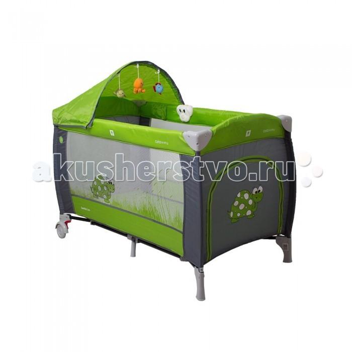 Детская мебель , Манежи Coto Baby Samba Lux арт: 534596 -  Манежи