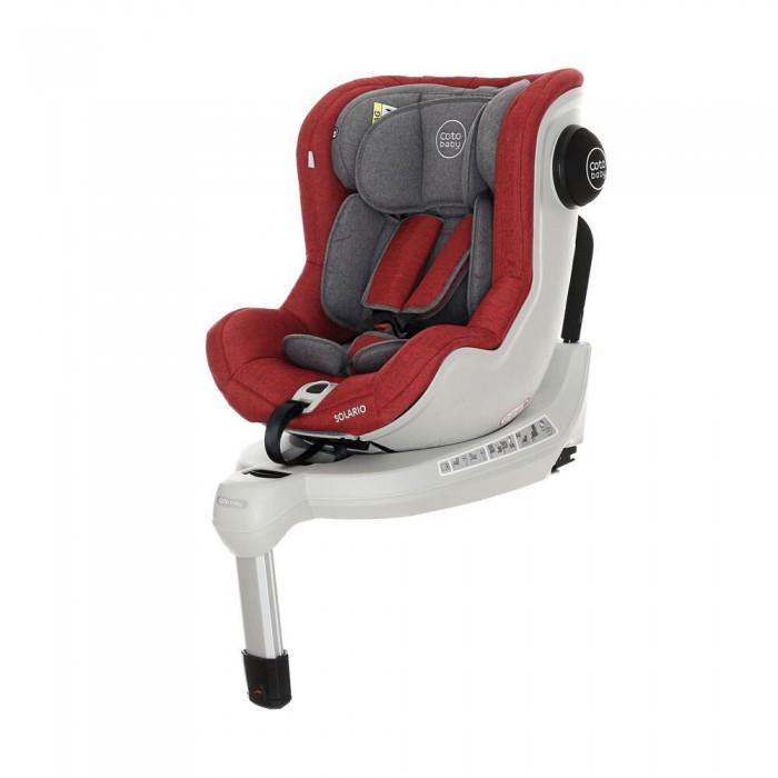Детские автокресла , Группа 0-1 (от 0 до 18 кг) Coto Baby Solario BS01-B арт: 544901 -  Группа 0-1 (от 0 до 18 кг)