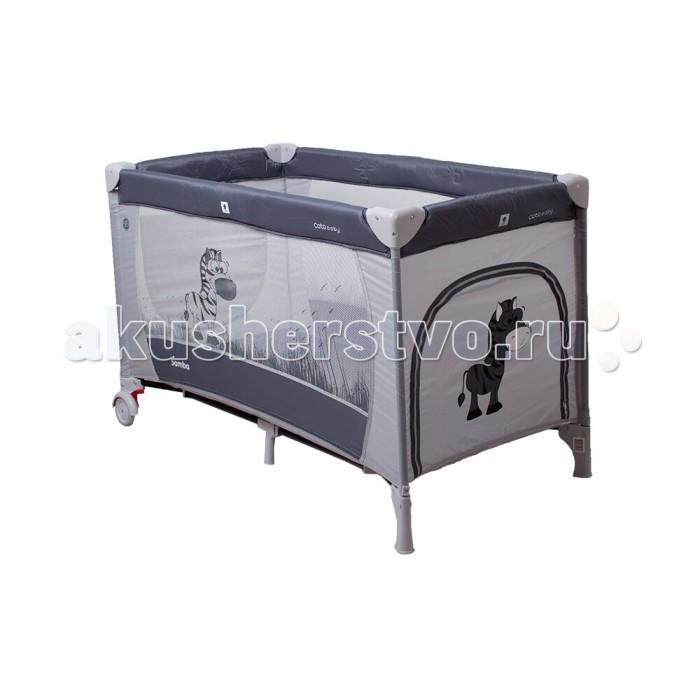 Детская мебель , Манежи Coto Baby Samba Proste арт: 342460 -  Манежи