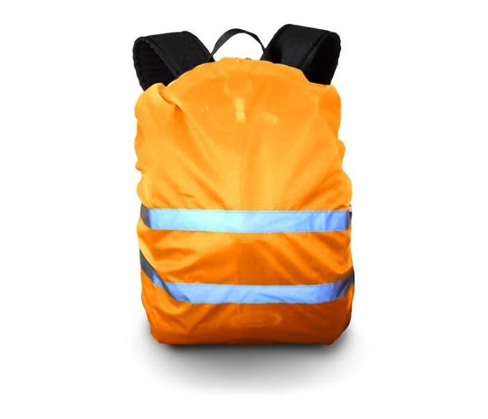 Светоотражатели для детей Cova Чехол сигнальный на рюкзак со световозвращающими лентами объем 20-40 л cova чехол сигнальный на рюкзак со световозвращающими лентами объем 20 40 л
