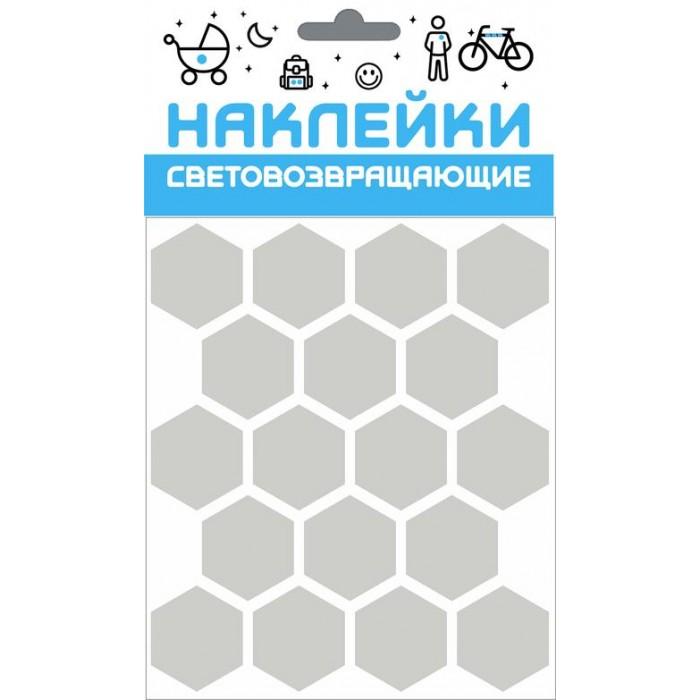 Светоотражатели для детей Cova Набор наклеек световозвращающих Сота 100 х 85 мм Sport