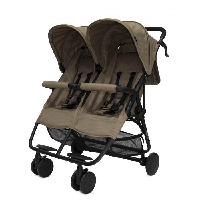 Коляски для двойни и погодок Cozy Прогулочная коляска для двойни Smart, Коляски для двойни и погодок - артикул:243880