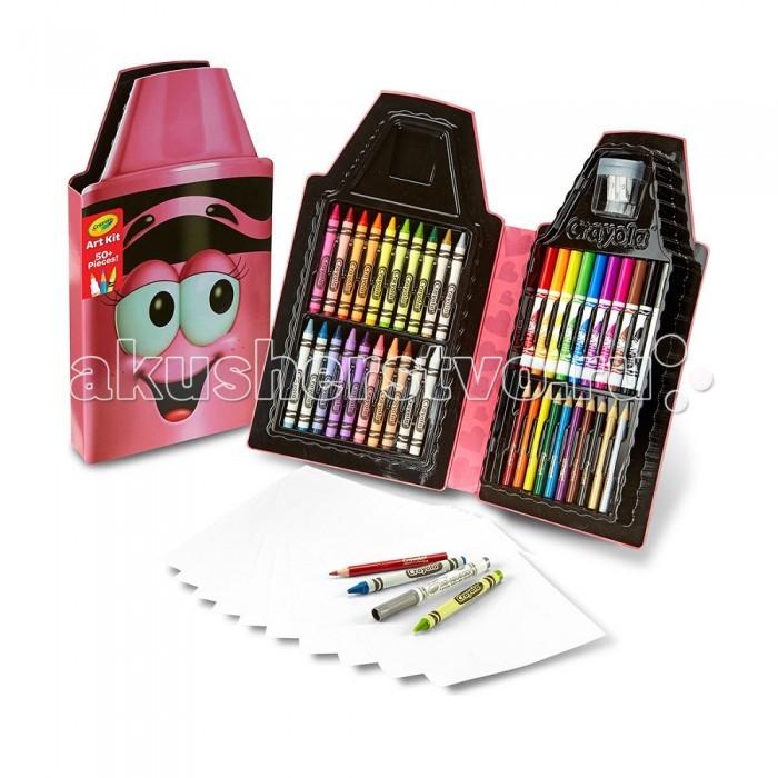 Наборы для творчества Crayola Набор для творчества Карандаш яигрушка настольная игра в поисках цвета