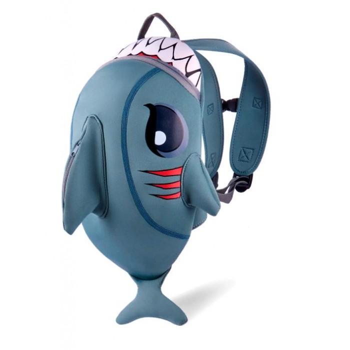 Картинка для Crazy Safety Рюкзак Grey Shark