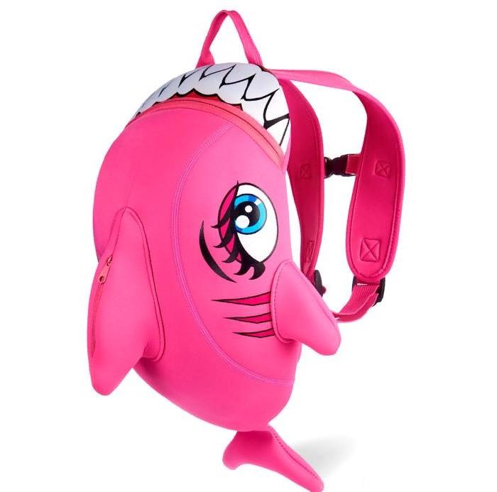 Картинка для Crazy Safety Рюкзак Pink Shark
