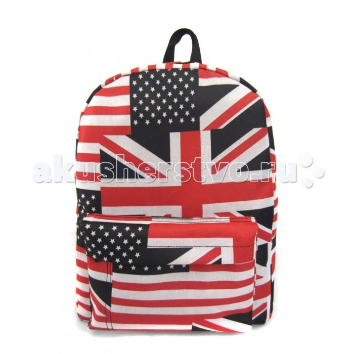Школьные рюкзаки Creative LLC Рюкзак American Flag GL-BC875 рюкзаки zipit рюкзак shell backpacks