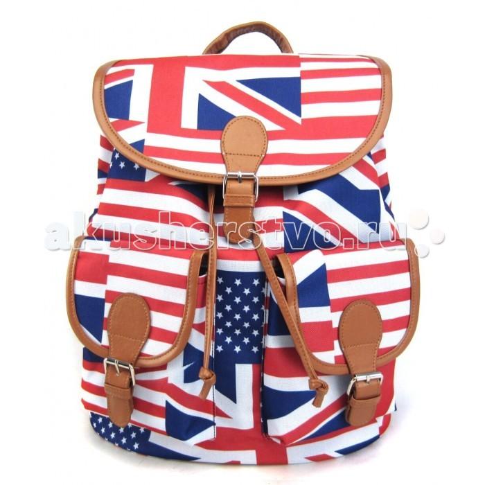 Школьные рюкзаки Creative LLC Рюкзак American Flag GL-BC854 american flag graphic racerback patriotic tank top