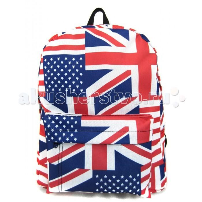 купить Школьные рюкзаки Creative LLC Рюкзак British Flag GL-BC876 недорого
