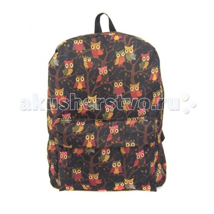 купить Школьные рюкзаки Creative LLC Рюкзак Филины GL-BC878 недорого