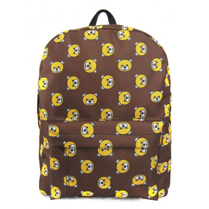 Школьные рюкзаки Creative LLC Рюкзак Мишки GL-BC874 школьные рюкзаки zipit рюкзак grillz backracks