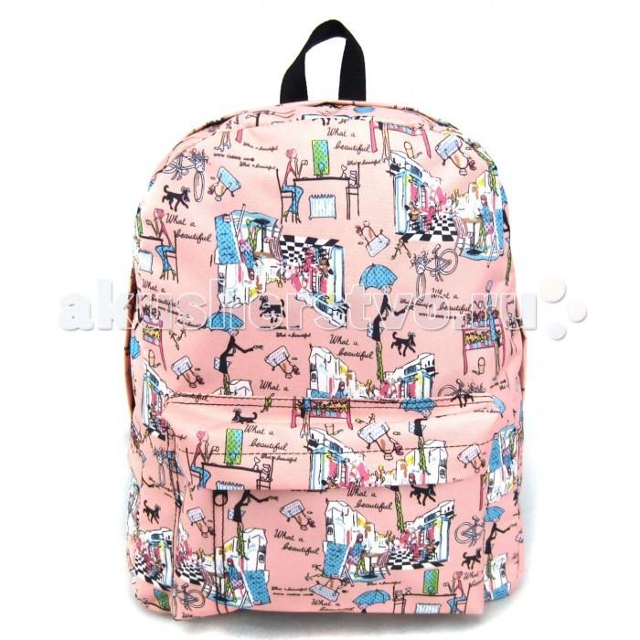 купить Школьные рюкзаки Creative LLC Рюкзак Модница GL-BC877 недорого