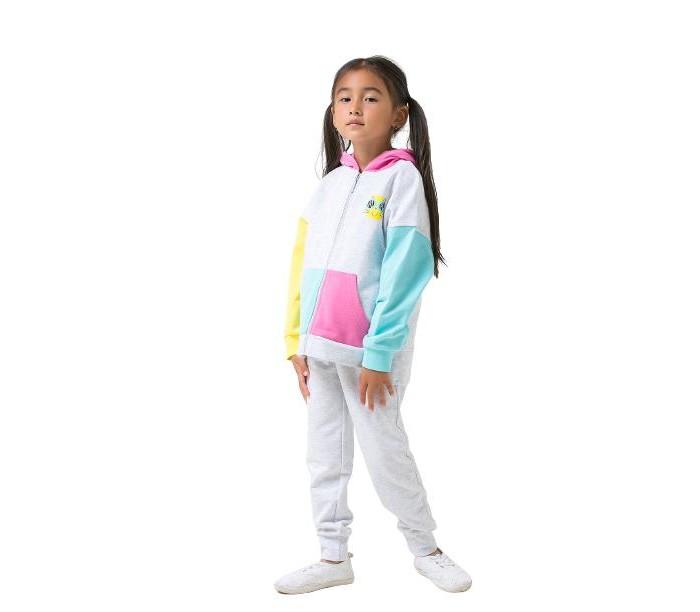 Crockid  Брюки спортивные для девочки К 4993