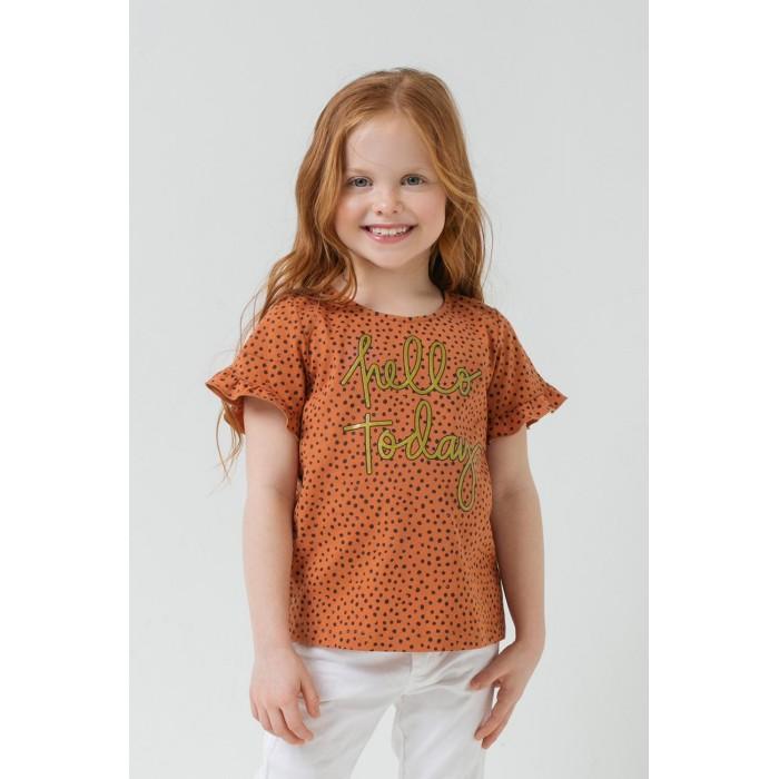 Crockid  Футболка для девочки КР 301432