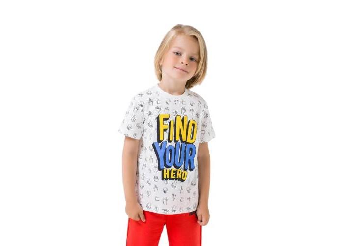 Crockid  Футболка для мальчика К 301279