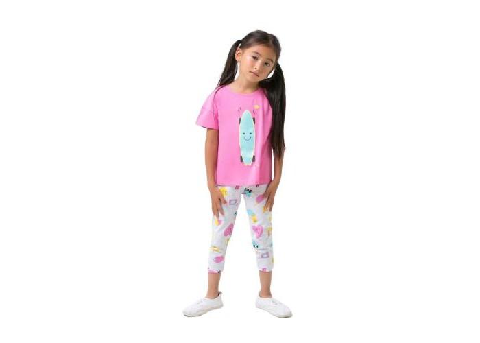 Crockid  Комплект для девочек туника и лосины К 2748