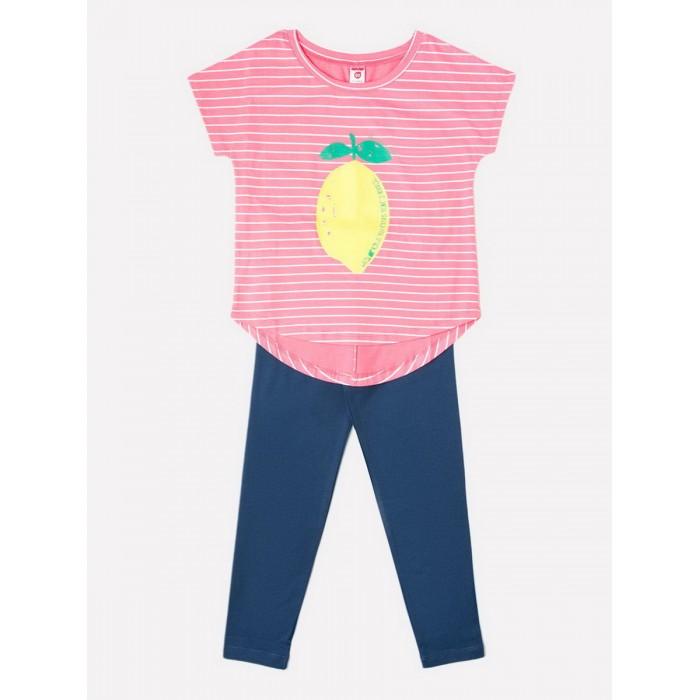 Комплекты детской одежды Ортор Комплект для девочки Лимон К 2669