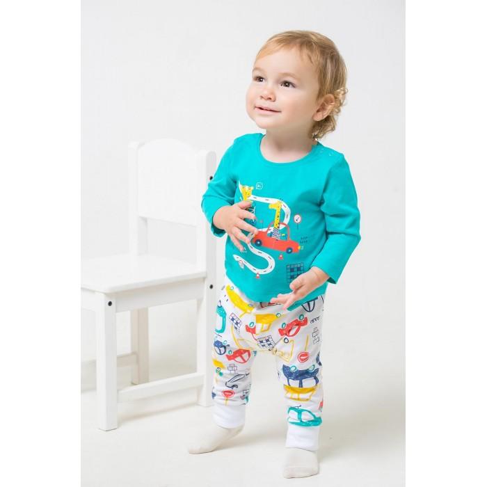 Фото - Комплекты детской одежды Crockid Комплект для мальчика (джемпер и брюки) Машинки К 2758 комплекты детской одежды pelican комплект для мальчиков джемпер брюки bfajp1203