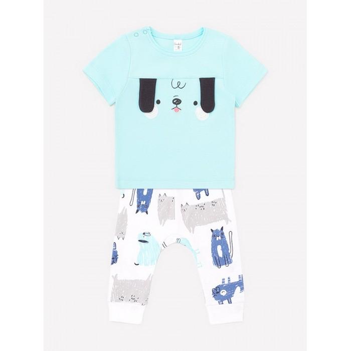 Crockid  Комплект для мальчика (футболка и брюки) К 2567