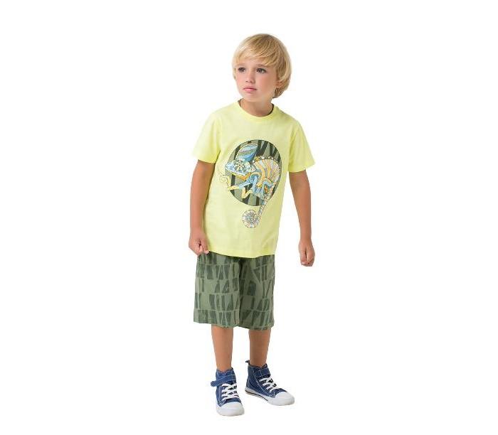 Crockid  Комплект для мальчика (футболка, шорты) К2755