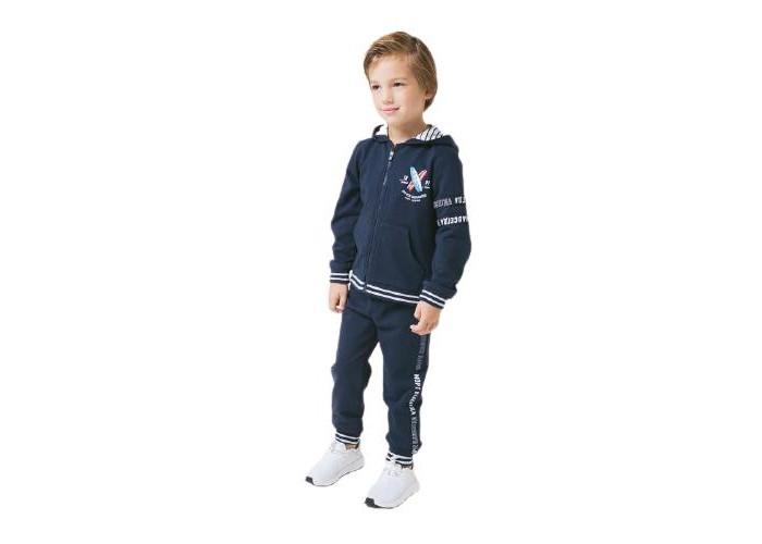 Crockid  Комплект для мальчика (толстовка и штаны) КР 2655